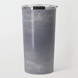 Skyscapes Of Light In 3-D Travel Mug