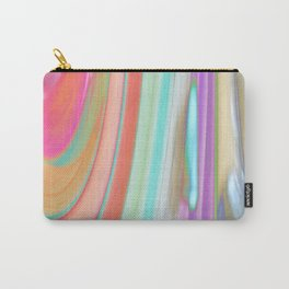 476 - Abstract Colour Design Carry-All Pouch