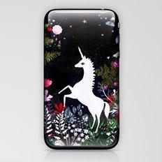 unicorn jar iPhone & iPod Skin