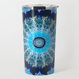 Iced Beach Travel Mug