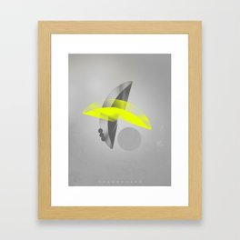T_A_C_O_S_P_H_E_R_E Framed Art Print