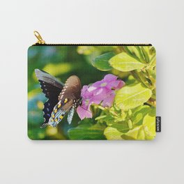 Beautiful Pipevine Swallowtale Butterfly Carry-All Pouch