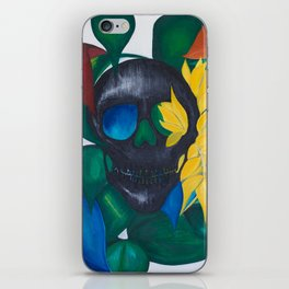 Scary is Beautiful iPhone Skin