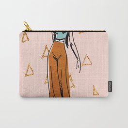Fashion Boss Carry-All Pouch