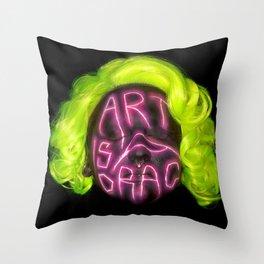 Art is a Drag Throw Pillow