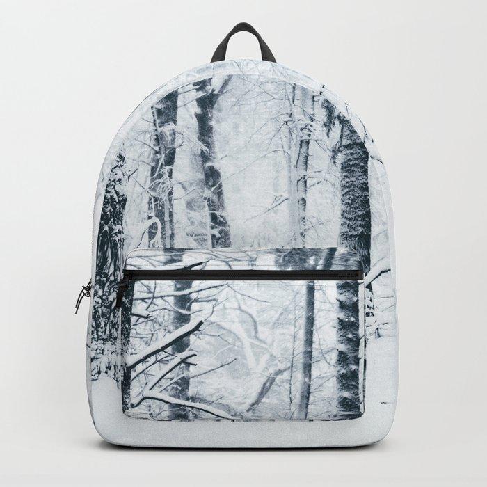 forever winter Backpack