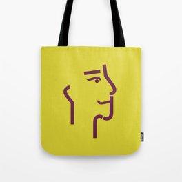logo j 2 Tote Bag