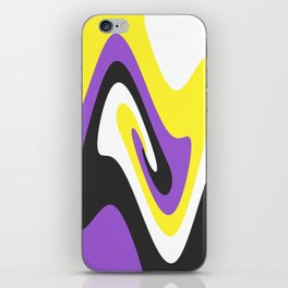 None but All iPhone Skin