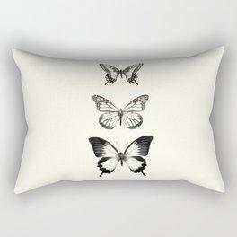 Butterflies // Align Rectangular Pillow