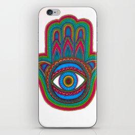 Fátima iPhone Skin