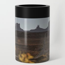 Monument Valley Flowers Can Cooler