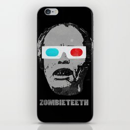 Bubs 3D Zombie Gore-athon iPhone Skin