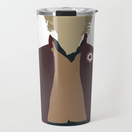 Enjolras - Aaron Tveit - Les Miserables Minimalist design Travel Mug