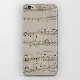 Clair de Lune   iPhone Skin
