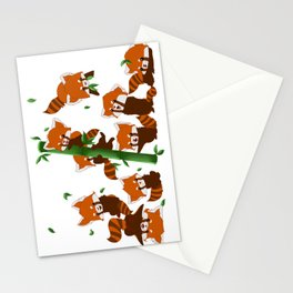PandaMania Stationery Cards