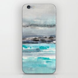 What Floating Feels Like iPhone Skin