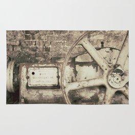 Compressor Company Rug