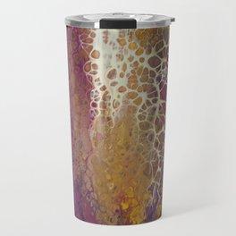 Purple foam Travel Mug