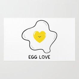 Egg Love Rug