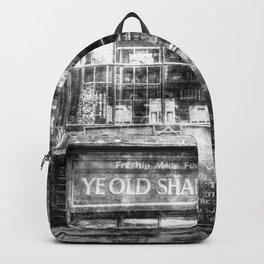Ye Old Shambles Tavern York Vintage Backpack