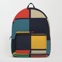 Color music box Backpack