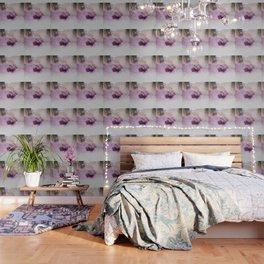 Marbled Purple Wallpaper