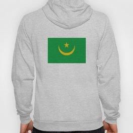 Mauritania country flag Hoody