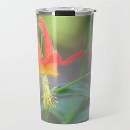 Pastel Columbine Afternoon Travel Mug