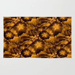 That Golden touch... Rug