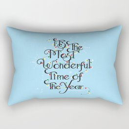 Christmas Season Rectangular Pillow