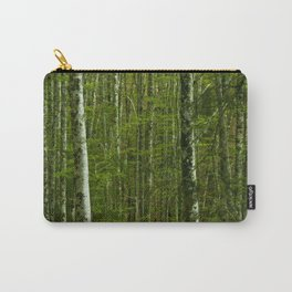 Nature photography. Irati Forest, Navarra. Spain. Carry-All Pouch