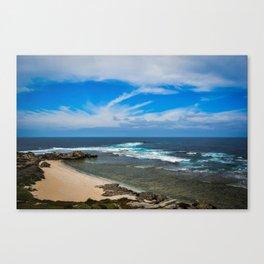 Rottnest Island Beach Canvas Print