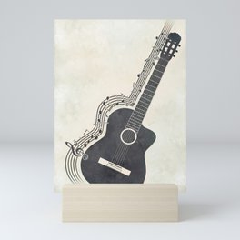 Guitar Mini Art Print