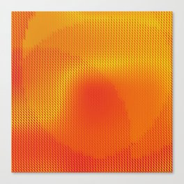 Solar Sensation Canvas Print