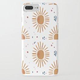 sunbursts iPhone Case