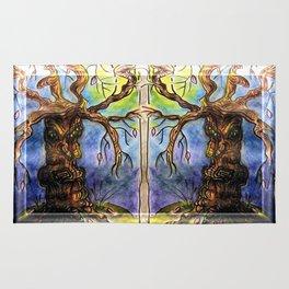 Gnarly Tree Rug