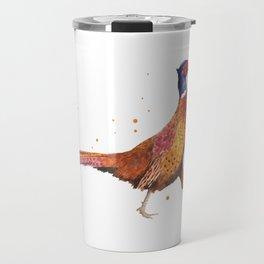 Pheasant Strut Travel Mug