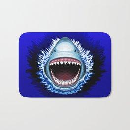Shark Jaws Attack Bath Mat
