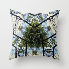 Natural Pattern No 1 Throw Pillow