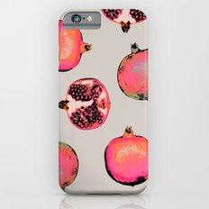 Pomegranate Pattern iPhone 6s Slim Case