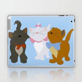 Aristocats - Blue Laptop & iPad Skin
