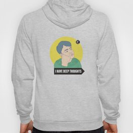 THE ART OF NOSE PICKING Hoody