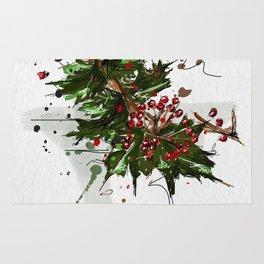 Joyeux Noël Rug