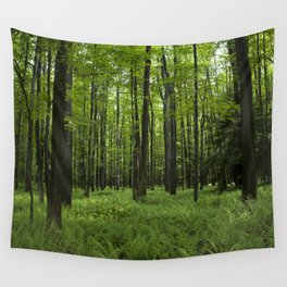 Midst of Summer Wall Tapestry