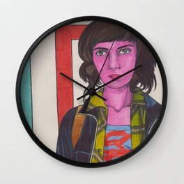 My Name Is Jessica Hyde Wall Clock