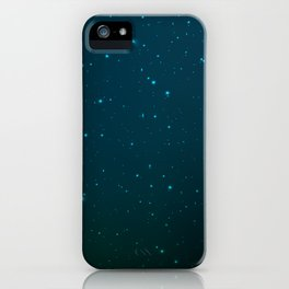 Beyond the Space iPhone Case