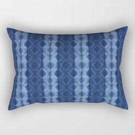 Shibori Twelve Rectangular Pillow