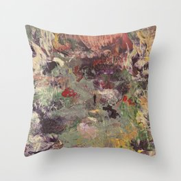Mystery miracle dip Throw Pillow