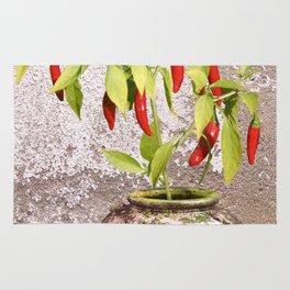 Thai Peppers Rug