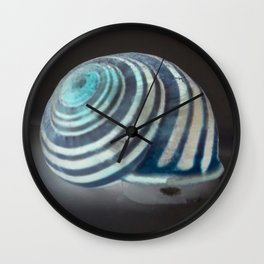 Glowing Snail Wall Clock